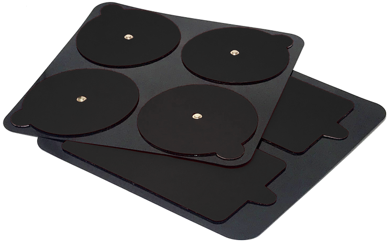 Replacement Electrode Pads - * - Black