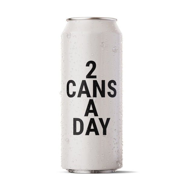 2 CANS A DAY - SUBSCRIPTION