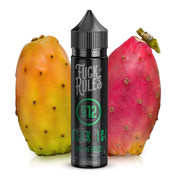 GREEN FROST 20ml LongFill - FUCK THE RULES