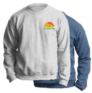 Sweatshirts with embroidery