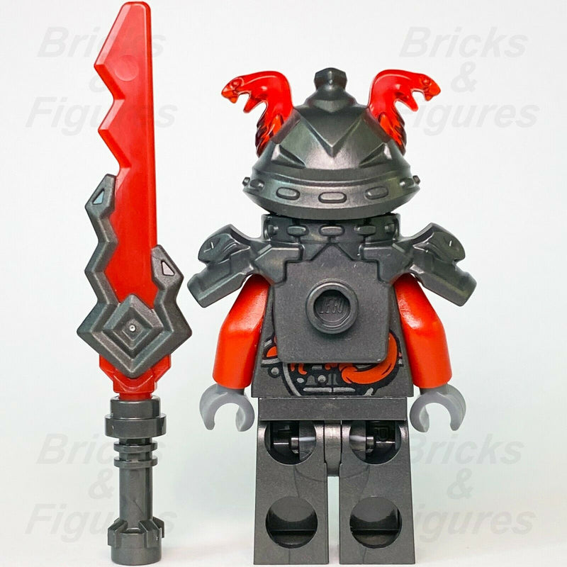 New Ninjago LEGO Vermin Vermillian Soldier Hands of Time Minifigure 70623