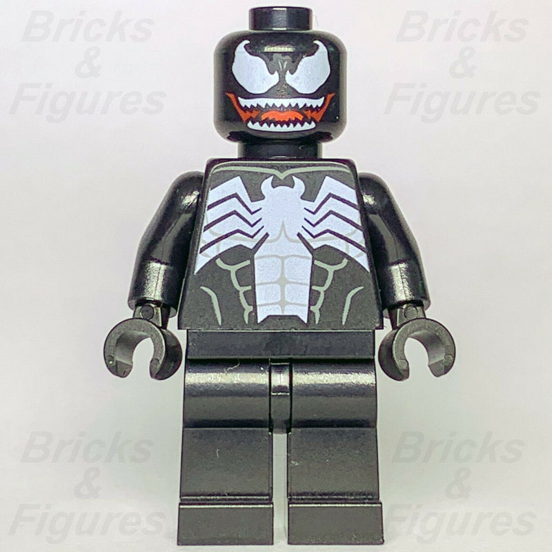 New Marvel Spider-Man Super Heroes LEGO Venom Eddie Brock Minifigure 76115 - Bricks & Figures