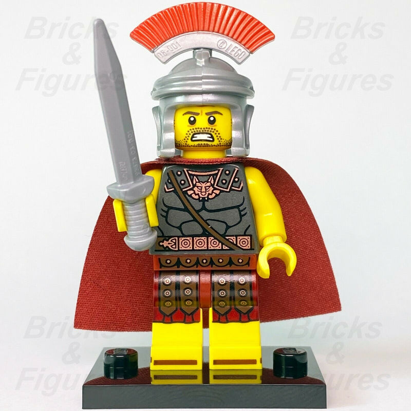 New Collectable Minifigures LEGO Roman Commander Series 10 Minifig 71001