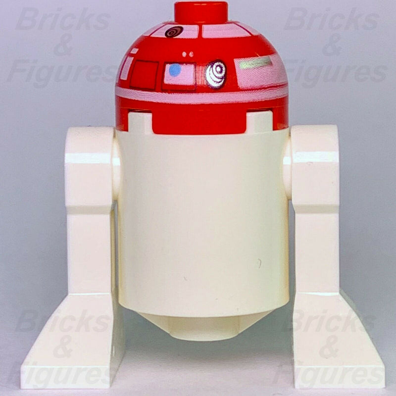 New Star Wars LEGO Astromech Droid R3-T2 Minifigure from set 75198 Genuine - Bricks & Figures