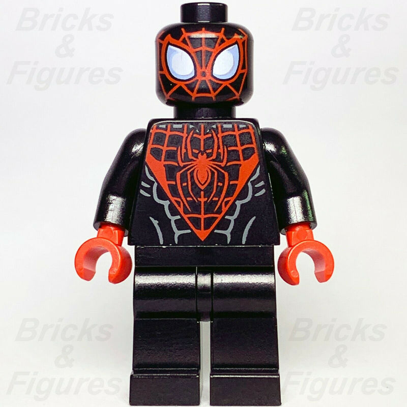 Marvel Super Heroes LEGO Miles Morales Spider-Man Into the Spider-Verse 76036 - Bricks & Figures