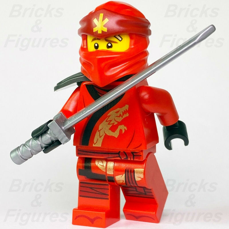 New Ninjago LEGO Kai Secrets of the Forbidden Spinjitzu Ninja Minifigure 40342