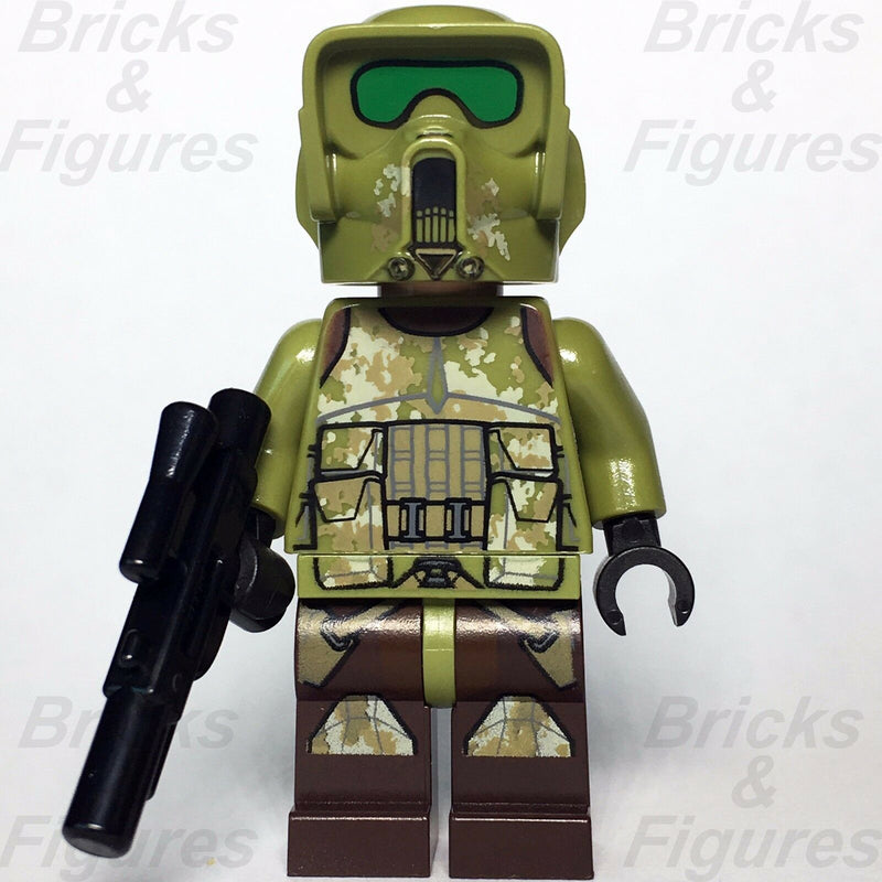 New Star Wars LEGO 41st Elite Corps Kashyyyk Clone Trooper 75035 75042 75151 - Bricks & Figures