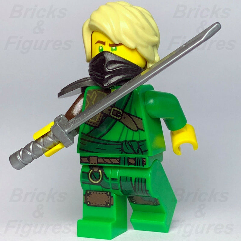 Ninjago LEGO Lloyd Garmadon Secret of the Forbidden Spinjitsu Green Ninja 70671 - Bricks & Figures
