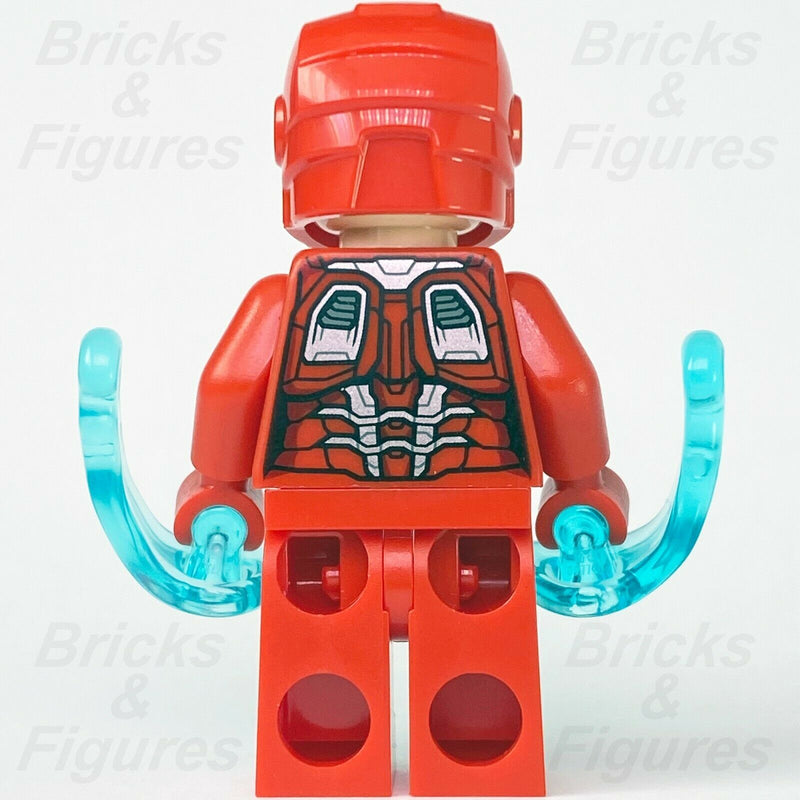 Marvel Super Heroes LEGO Pepper Potts Rescue Red Armor Avengers Minifig 76164