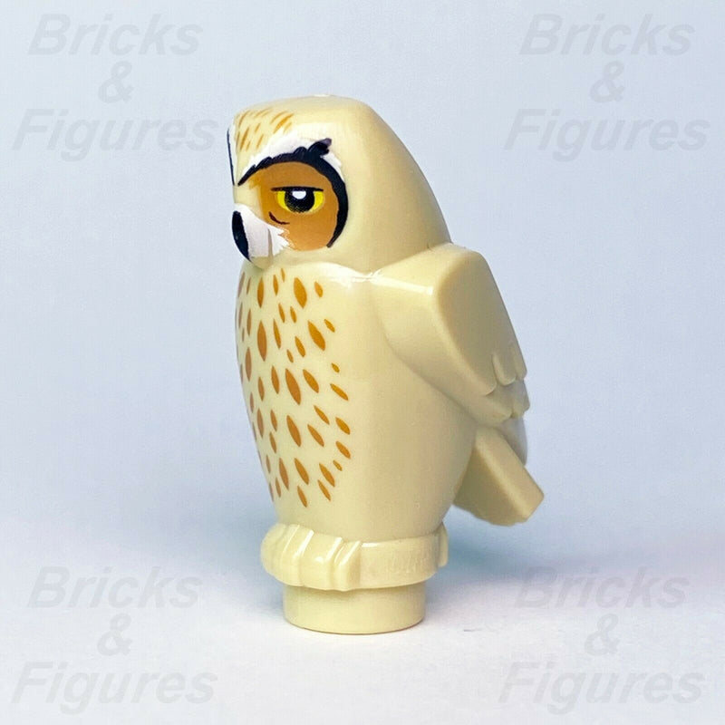 New Harry Potter LEGO Owl with One Eye Closed Bird Animal Part 75978 60247
