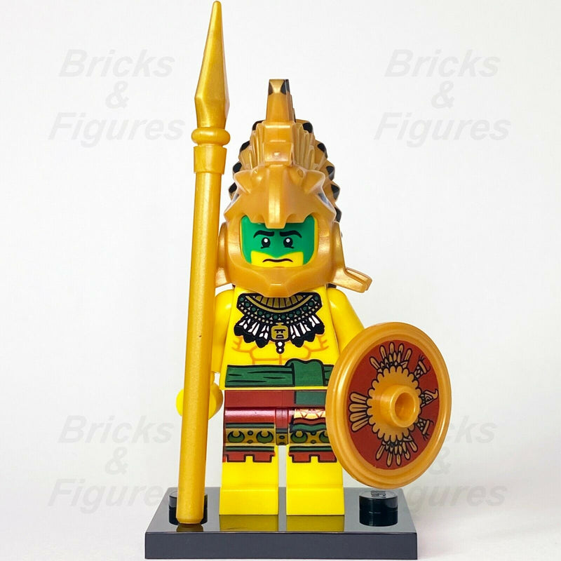 New Collectible Minifigures LEGO Aztec Warrior Series 7 Rare Minifig 8831