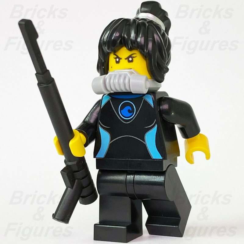 New Ninjago LEGO Nya (Avatar) Water Ninja Prime Empire Minifigure 71708