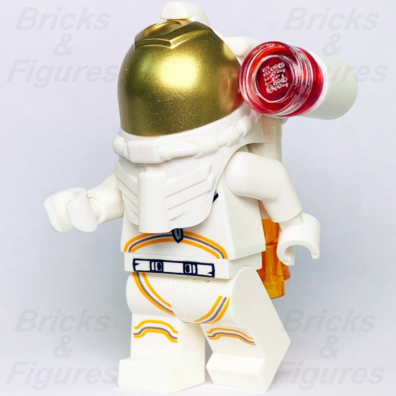 Town City Space Port LEGO Female Astronaut Mars Mission Minifg 60230 Genuine - Bricks & Figures