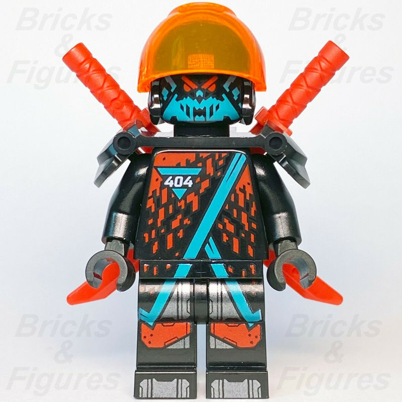Ninjago LEGO® AI Red Visor Prime Empire Leader Minifigure 71712 71710 71708