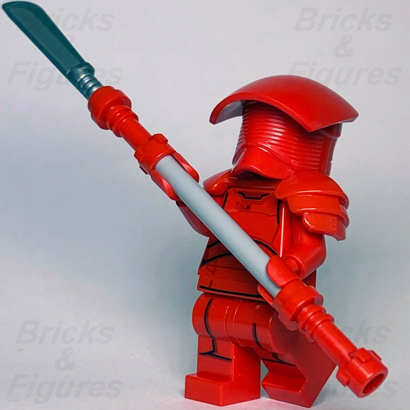 New Star Wars LEGO Elite Praetorian Guard Flat Helmet Minifigure 75225 Genuine - Bricks & Figures