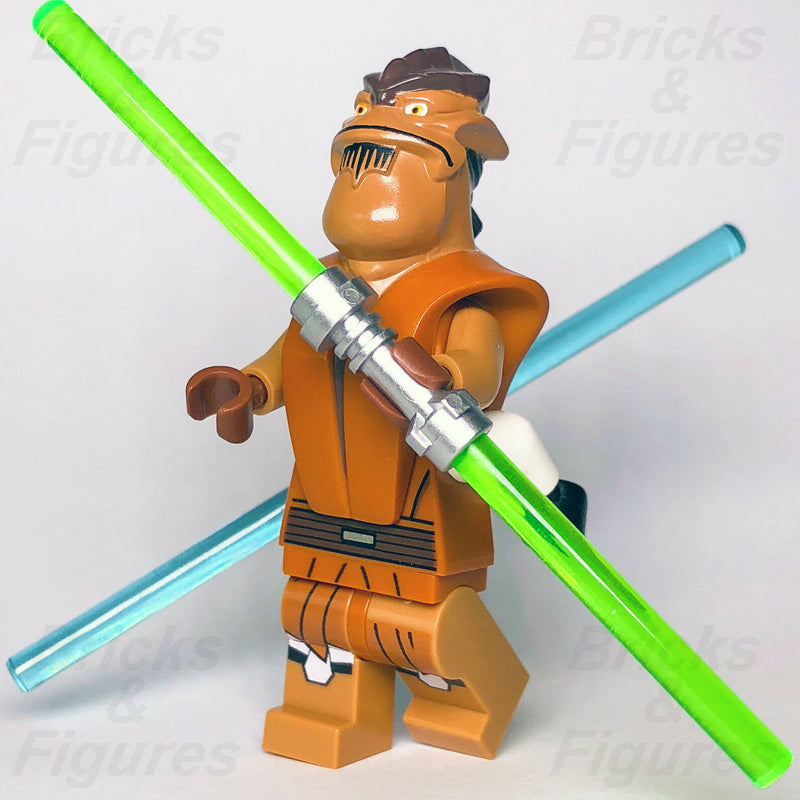 New Star Wars LEGO Pong Krell Jedi Master Clone Wars General Minifigure 75004 - Bricks & Figures