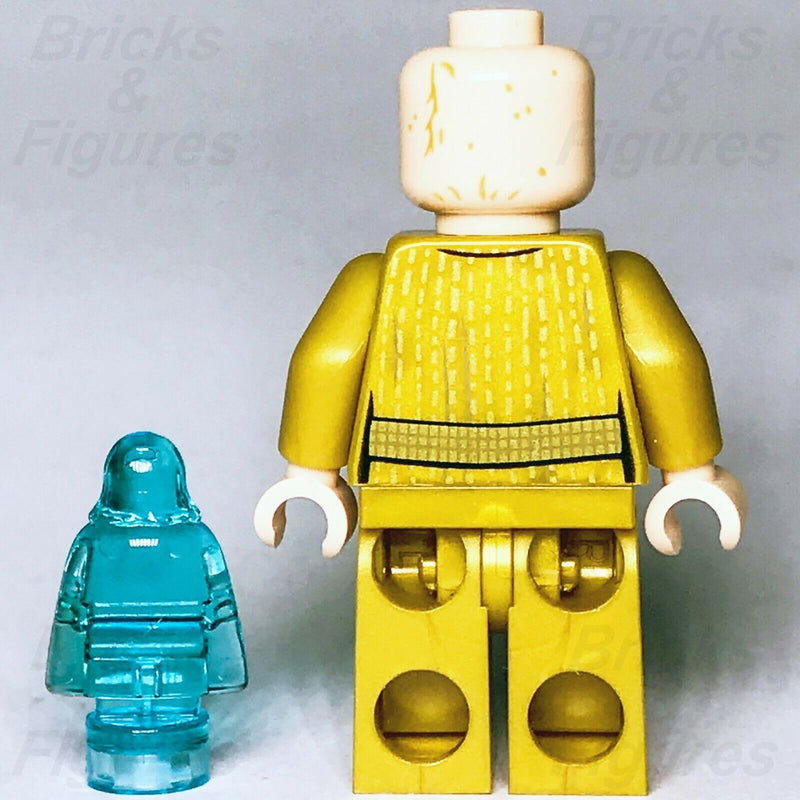 New Star Wars LEGO Supreme Leader Snoke Minifigure with Hologram 75190 75216 - Bricks & Figures