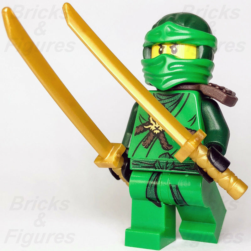 New Ninjago LEGO Lloyd Garmadon Ninja Day of the Departed Minifigure 70596 - Bricks & Figures