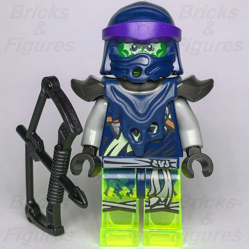 NINJAGO lego BOW MASTER SOUL ARCHER ghost cursed GENUINE 70738 final flight - Bricks & Figures
