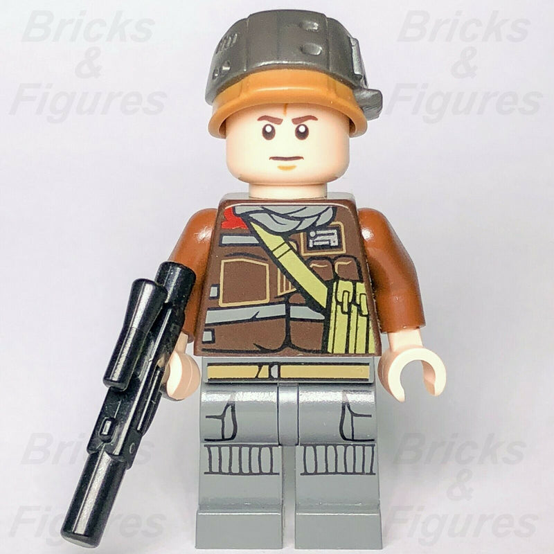 New Star Wars LEGO Private Calfor Rebel Trooper Rogue One Minifigure 75164
