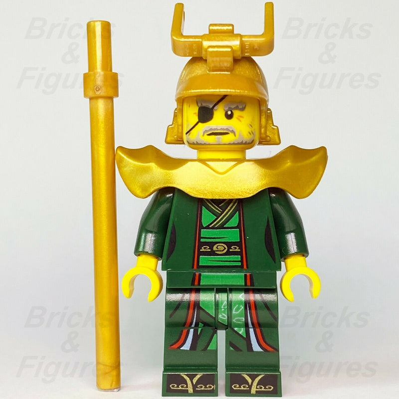 Ninjago LEGO Hutchins Sons of Garmadon Royal Master-at-Arms Minifigure 70643