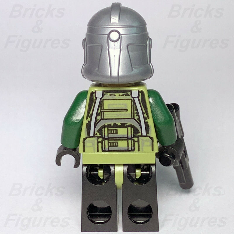 New Star Wars LEGO Clone Commander Gree Trooper Minifigure 75234 Genuine - Bricks & Figures