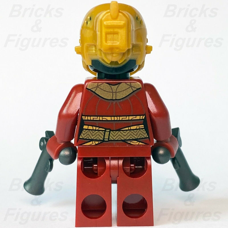 New Star Wars LEGO Zorii Bliss Wynn Spice Runners Leader Minifigure 75263 75249