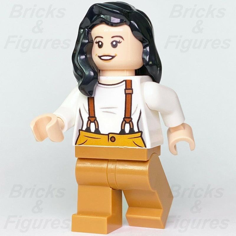 Ideas LEGO Monica Geller F·R·I·E·N·D·S (Friends) Television Show Minifg 21319 - Bricks & Figures