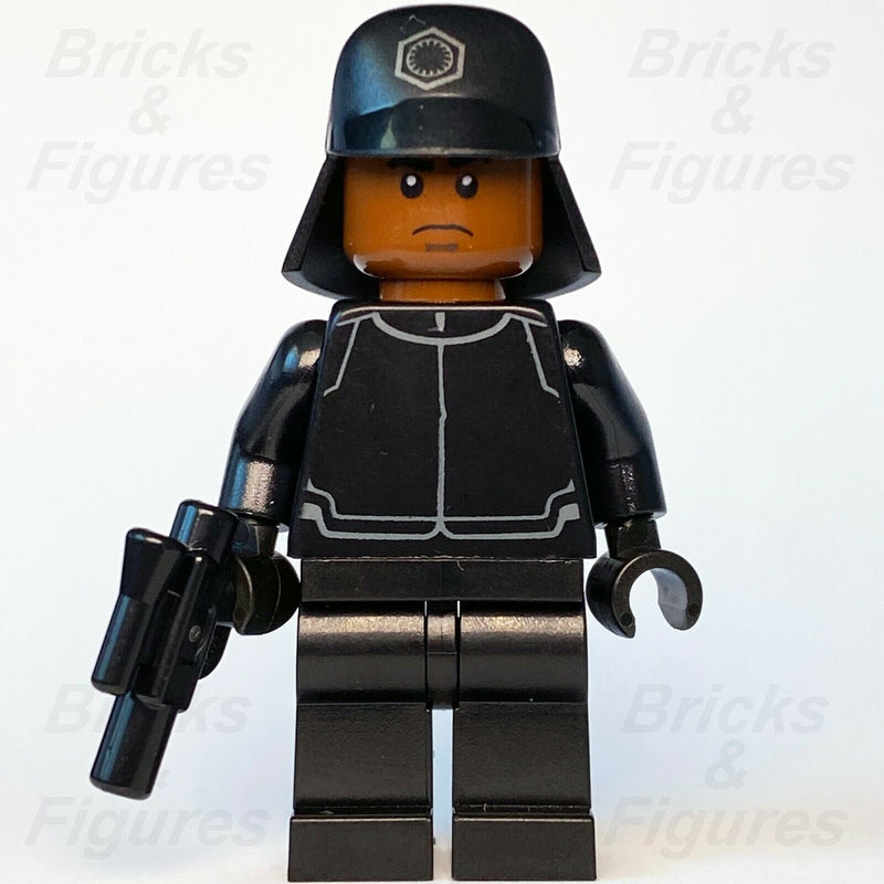 New Star Wars LEGO First Order Crew Member with Cap Insignia Minifigure 75132