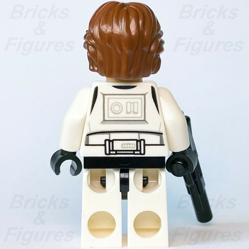 Star Wars LEGO Han Solo with Stormtrooper Outfit A New Hope Minifigure 75159