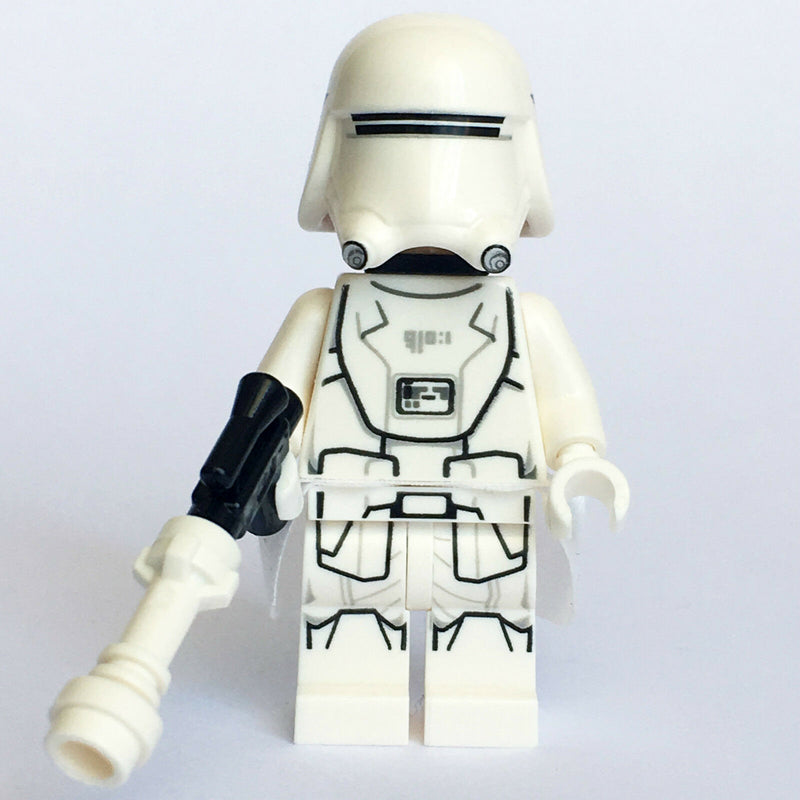 New Star Wars LEGO First Order Snowtrooper with Kama Minifigure 75100 - Bricks & Figures