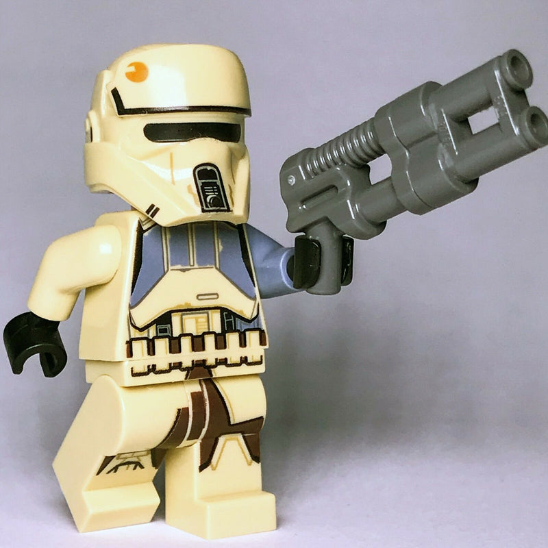 STAR WARS lego IMPERIAL scarif SHORETROOPER CAPTAIN rogue one GENUINE 75154 new - Bricks & Figures