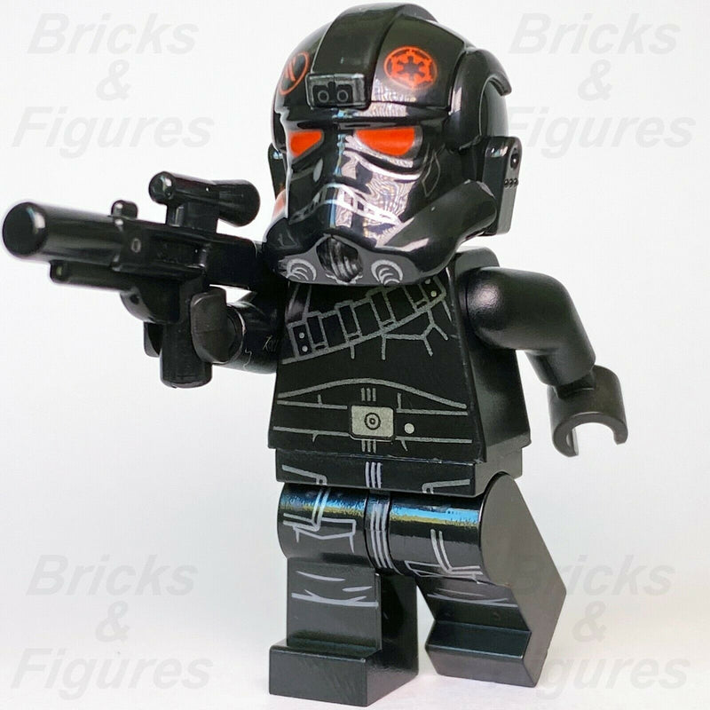 New Star Wars LEGO Del Meeko Inferno Squad Imperial Commando Minifigure 75226 - Bricks & Figures