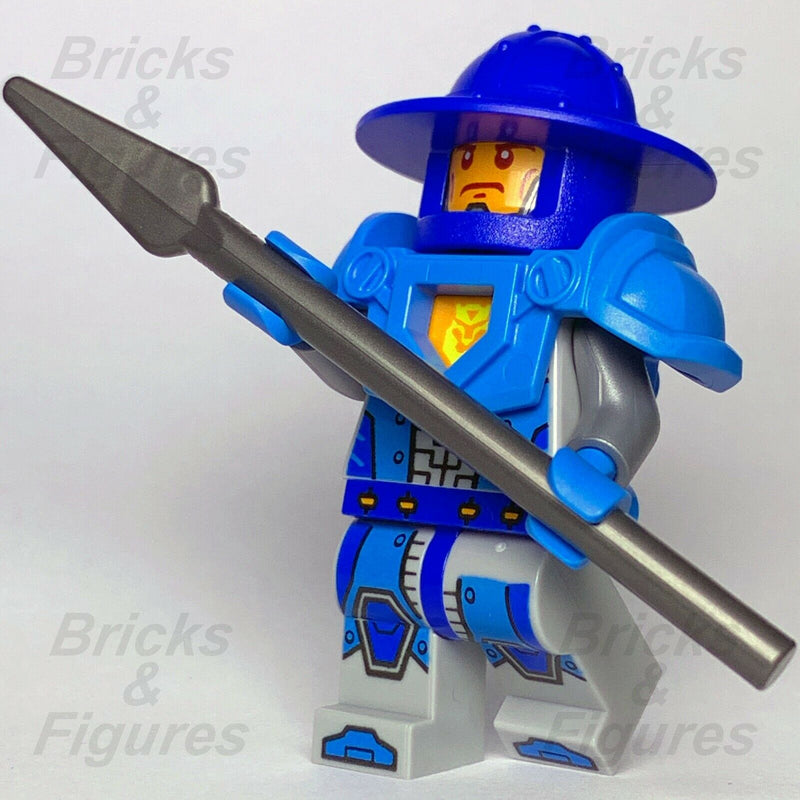 New Nexo Knights LEGO Royal Soldier Guard Minifigure 70311 70310 30377 Genuine - Bricks & Figures