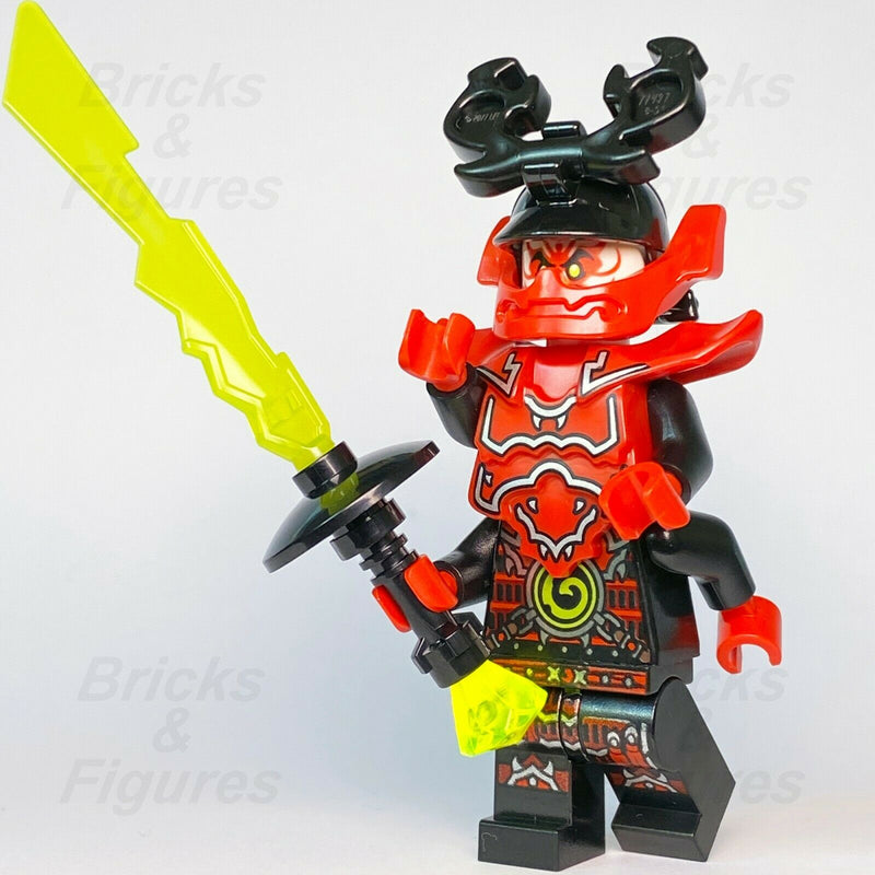 New Ninjago LEGO® General Kozu Warrior Day of the Departed Minifigure 70596