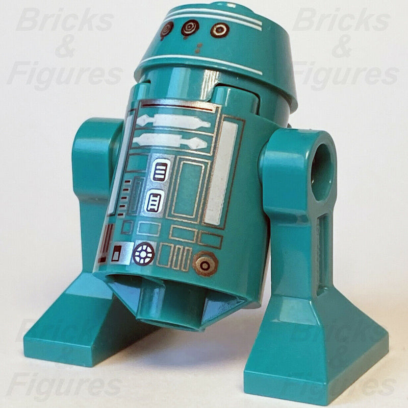Star Wars LEGO Astromech Droid Dark Turquoise Y-Wing Episode 9 Minifigure 75249