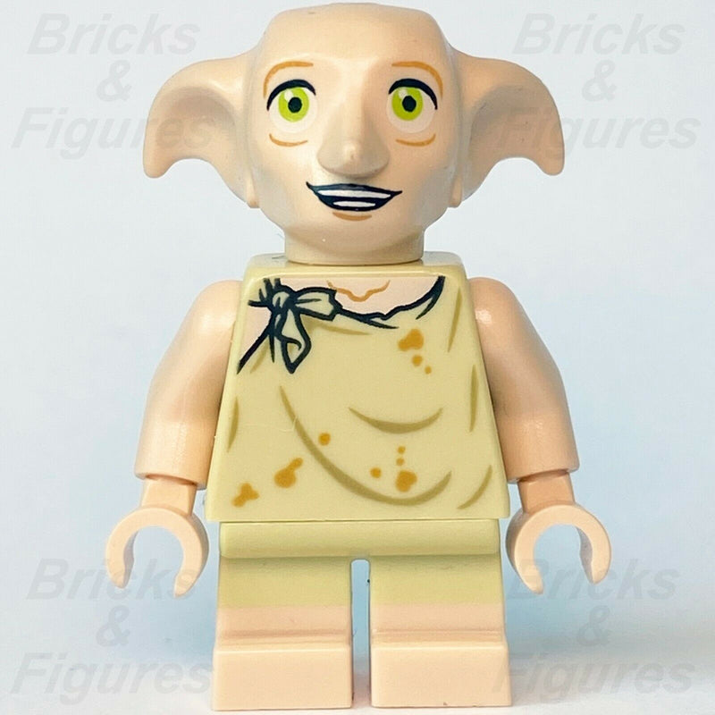 New Harry Potter LEGO Dobby the House Elf Chamber of Secrets Minifigures 75968