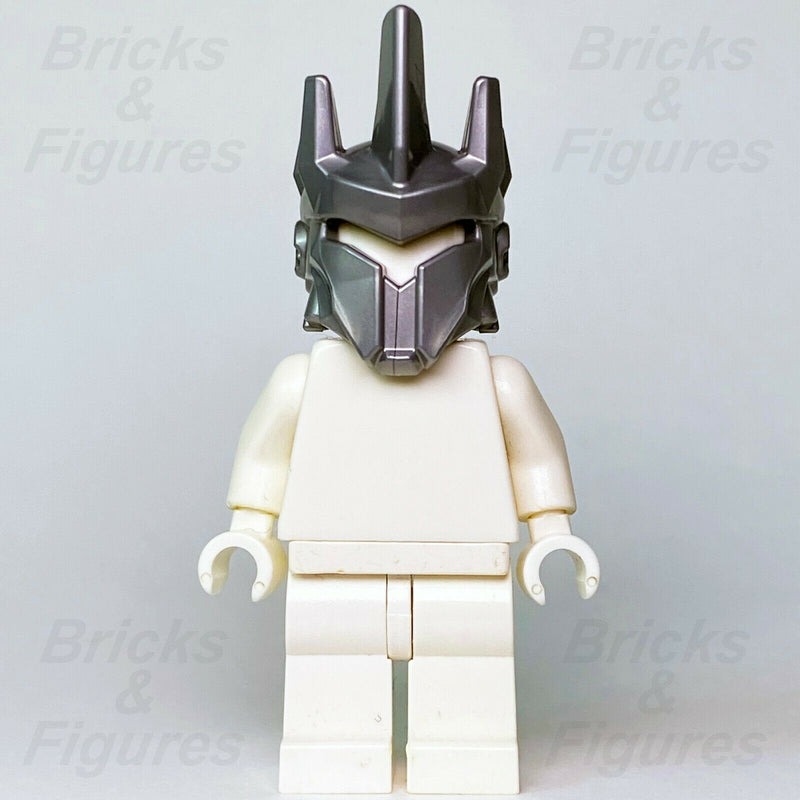 New Overwatch LEGO Reinhardt's V-Shaped Visor Helmet Minifigure Part 75973