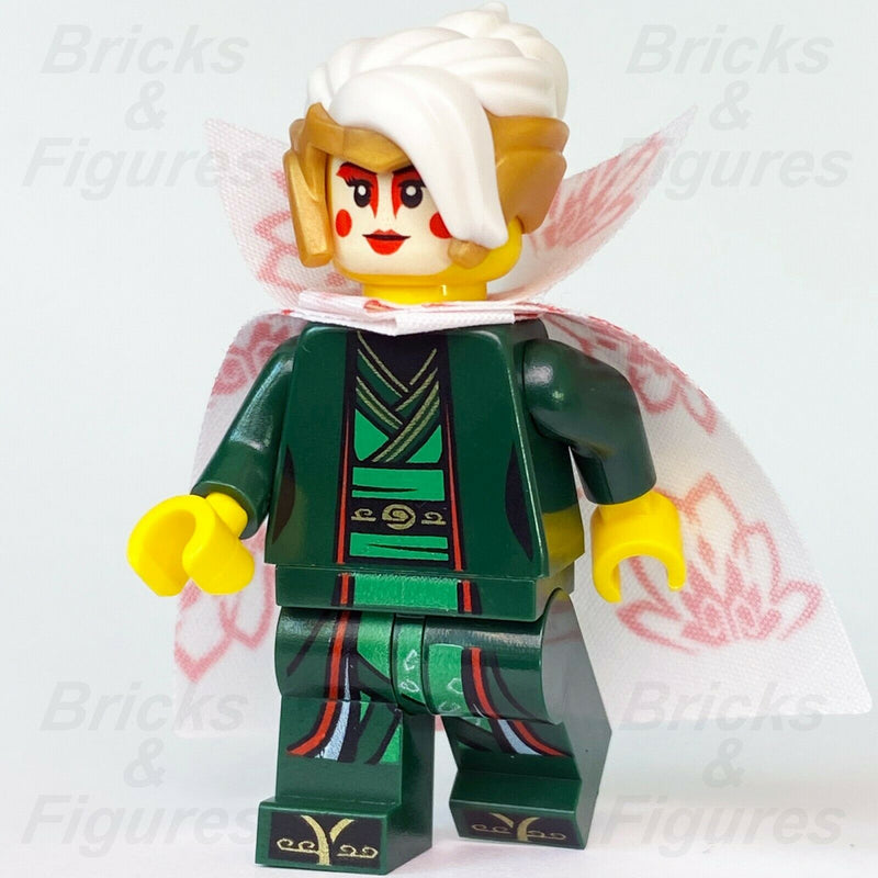 New Ninjago LEGO Harumi Princess Outfit Sons of Garmadon Ninja Minifigure 70643