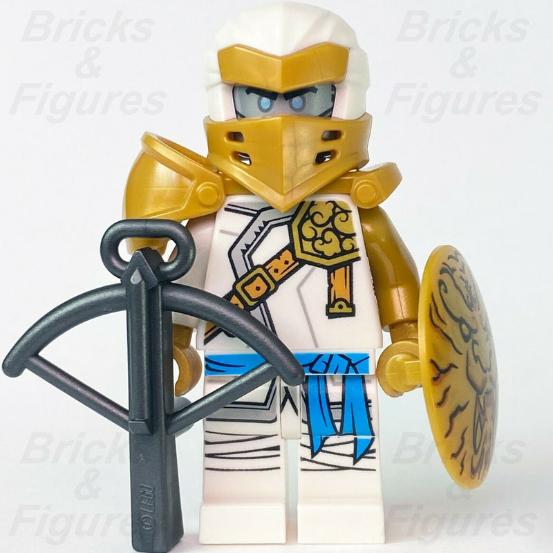 Ninjago LEGO Hero Zane with Crossbow Master of the Mountain Minifigure 71722