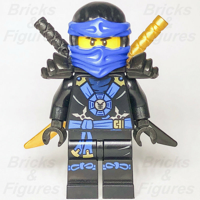 New Genuine Ninjago LEGO Jay Ninja Possession Minifigure 70736 70732 70751 - Bricks & Figures