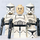 3 x Star Wars LEGO Phase 1 Clone Trooper Attack of the Clones Minifigure 75206