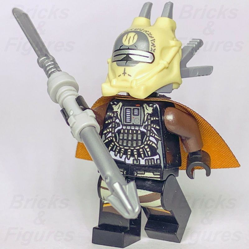 New Star Wars LEGO Enfys Nest Resistance Fighter Minifigure from Solo Set 75215 - Bricks & Figures