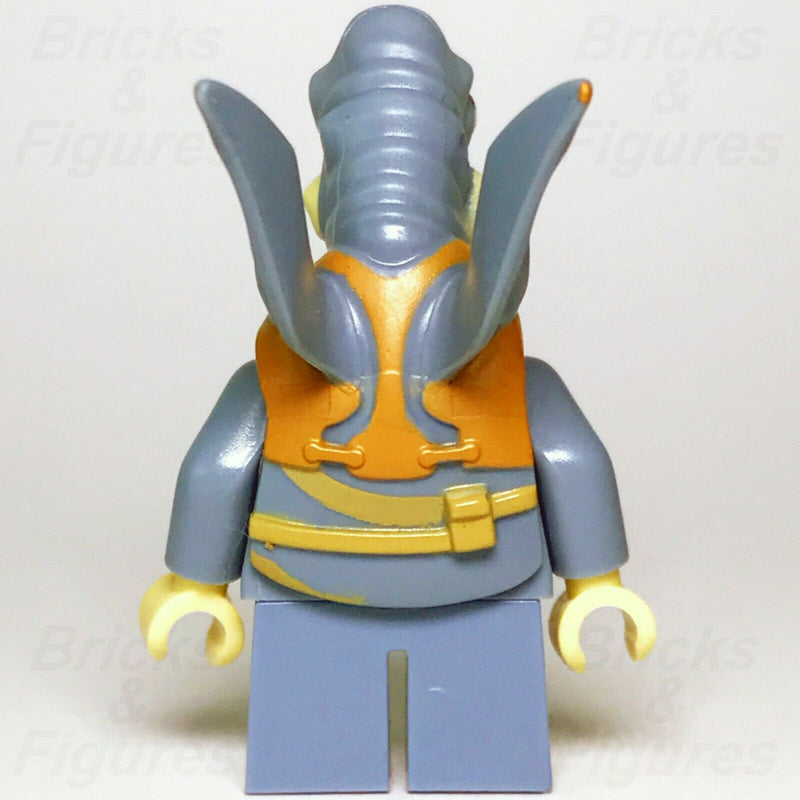 New Star Wars LEGO Watto Toydarian Junk Dealer Phantom Menace Minifigure 75096 - Bricks & Figures