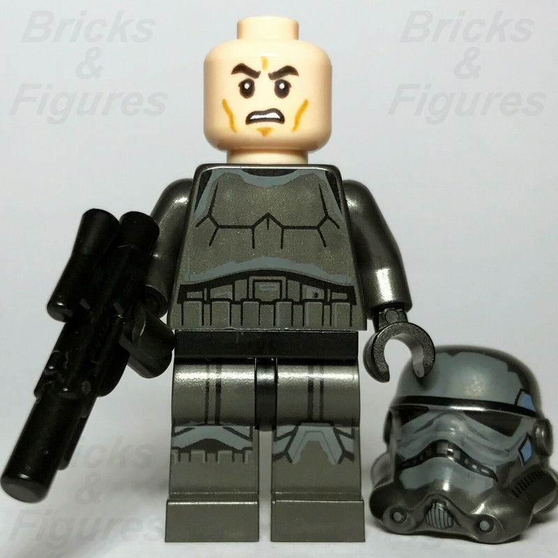 New Star Wars LEGO Imperial Shadow Trooper Stormtrooper Minifigure 75079 - Bricks & Figures