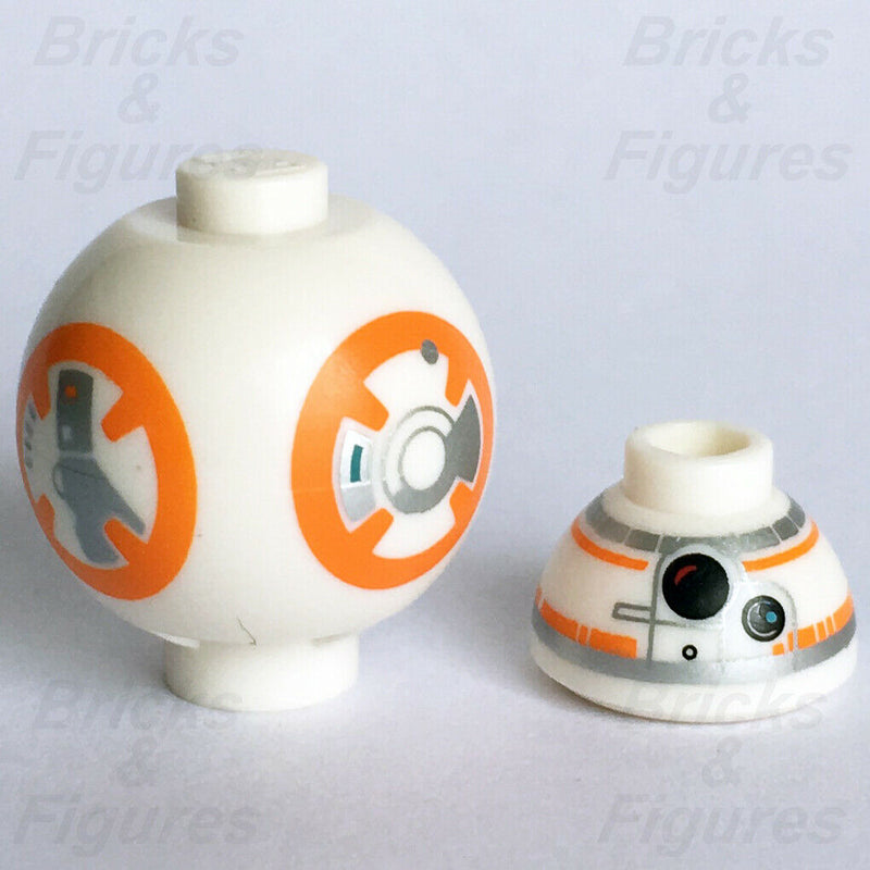 New Star Wars LEGO BB-8 Droid Force Awakens Minifigure 75148 75105 75102 75149 - Bricks & Figures