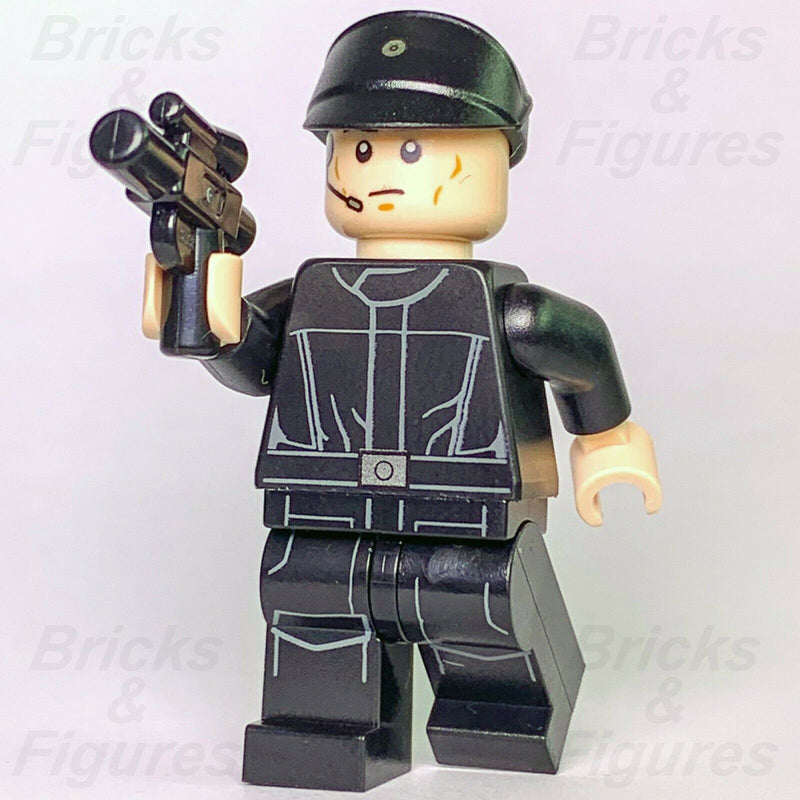 New Star Wars LEGO Imperial Shuttle Pilot Minifigure 75221 75163 911832 Genuine - Bricks & Figures