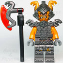 New Ninjago LEGO® Commander Blunck Hands of Time Minifigure 70626 70622
