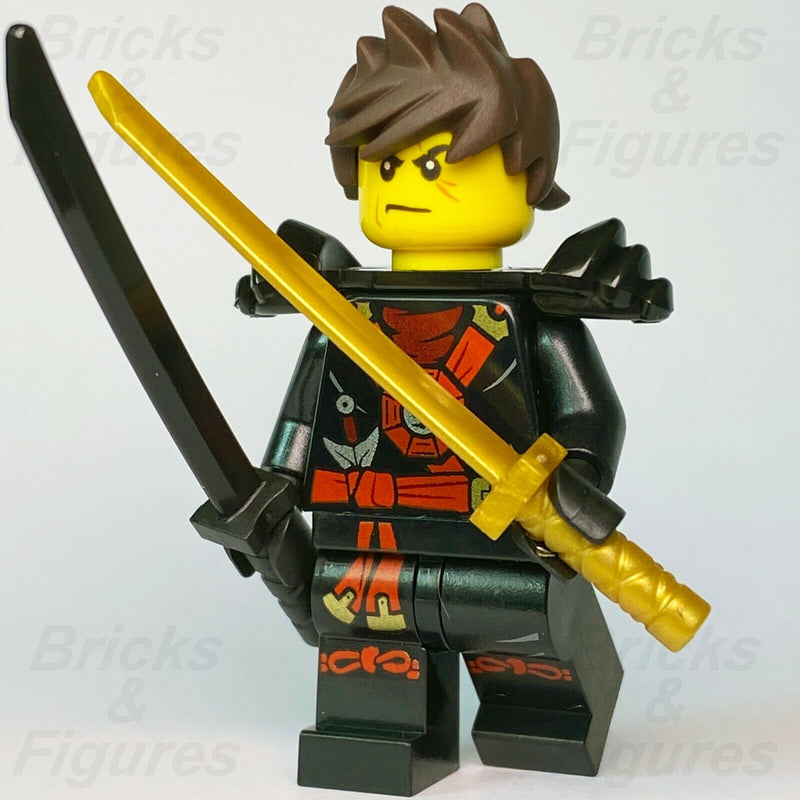 New Ninjago LEGO® Kai Deepstone Armor Red Fire Ninja Possession Minifigure Book