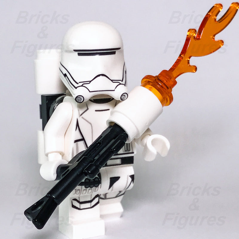 New Star Wars LEGO First Order Flametrooper Minifigure from Sets 75149 75103 - Bricks & Figures